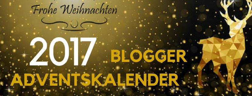 Blogger Adventskalender für den Advent 2017
